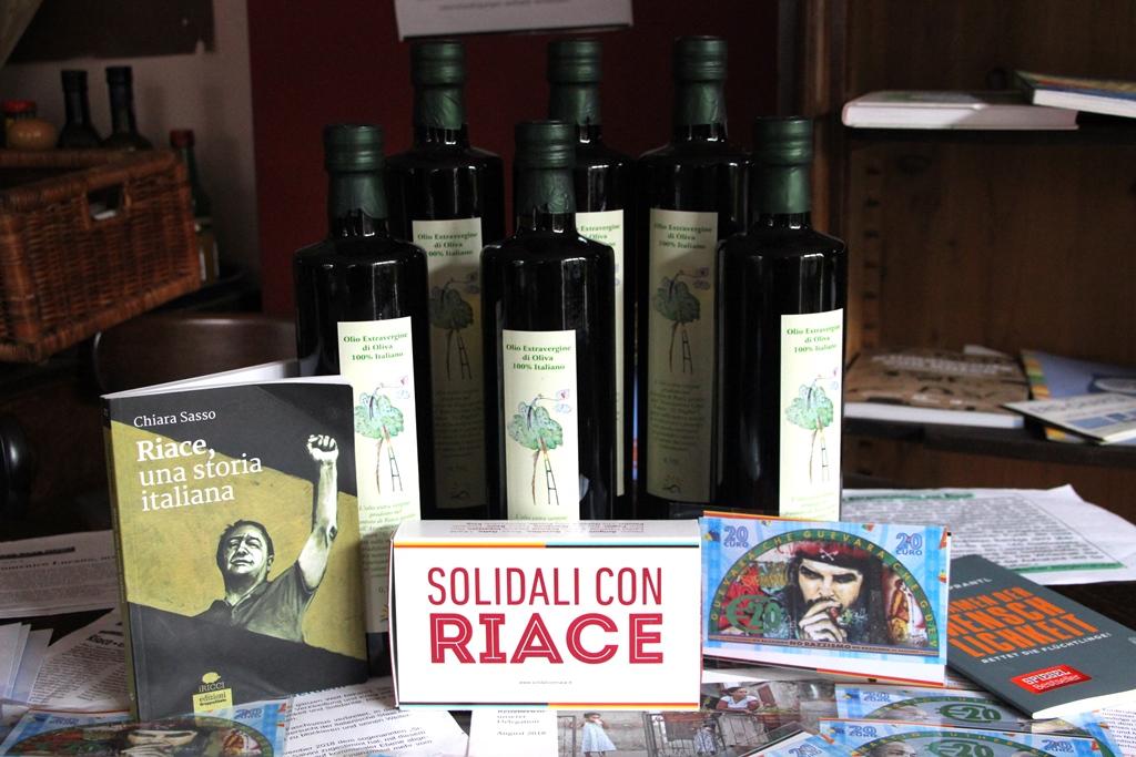 feines Olivenöl aus Riace
