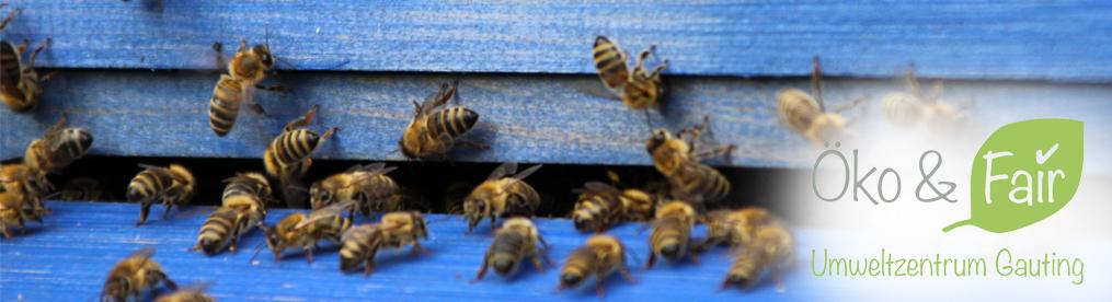 Banner Bienen