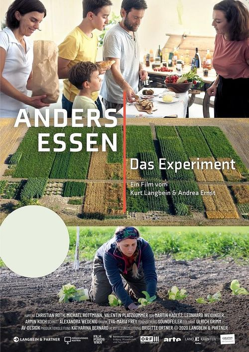 Agenda21 Filmgespräch: Anders Essen - Das Experiment